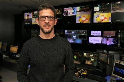Ricardo de Barros, superintendente artístico da RedeTV! - Crédito/Foto: Divulgação/RedeTV!