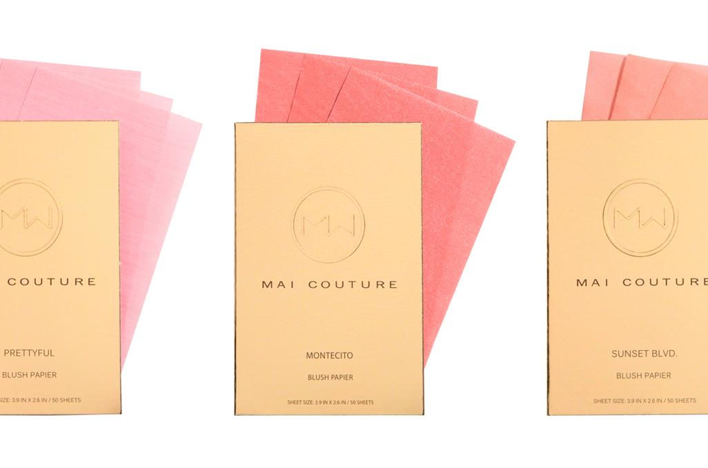 mai couture arrive chez sephora maquillage papier