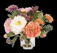 Gemischter Blumenstrauß