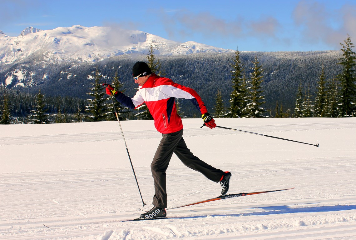 How to Improve Your Cross Country Skiing Technique recommend