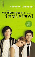 Resenha - As Vantagens de Ser Invisível, editora Rocco