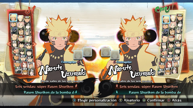 NARUTO SHIPPUDEN: Ultimate Ninja STORM 4 + DLC - PC FULL - Captura 4