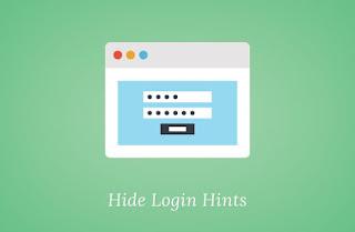 Trik Rahasia menyembunyikan Halaman Login Wordpress dengan mudah