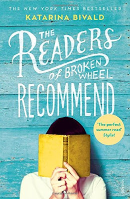 The Readers of Broken Wheel Recommend by Katarina Bivald book cover