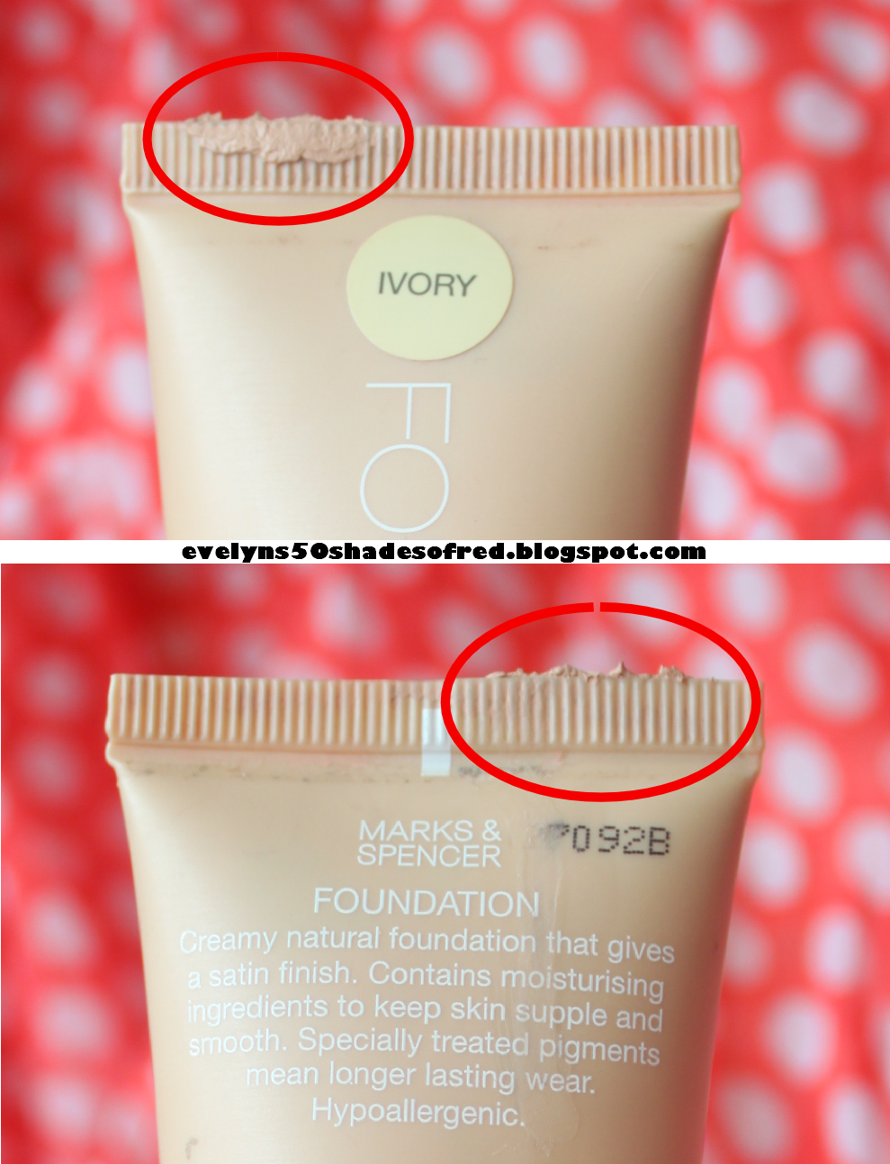 Marks & Spencer,  Natural Foundation Moisturiser, Limited Collection, Ivory