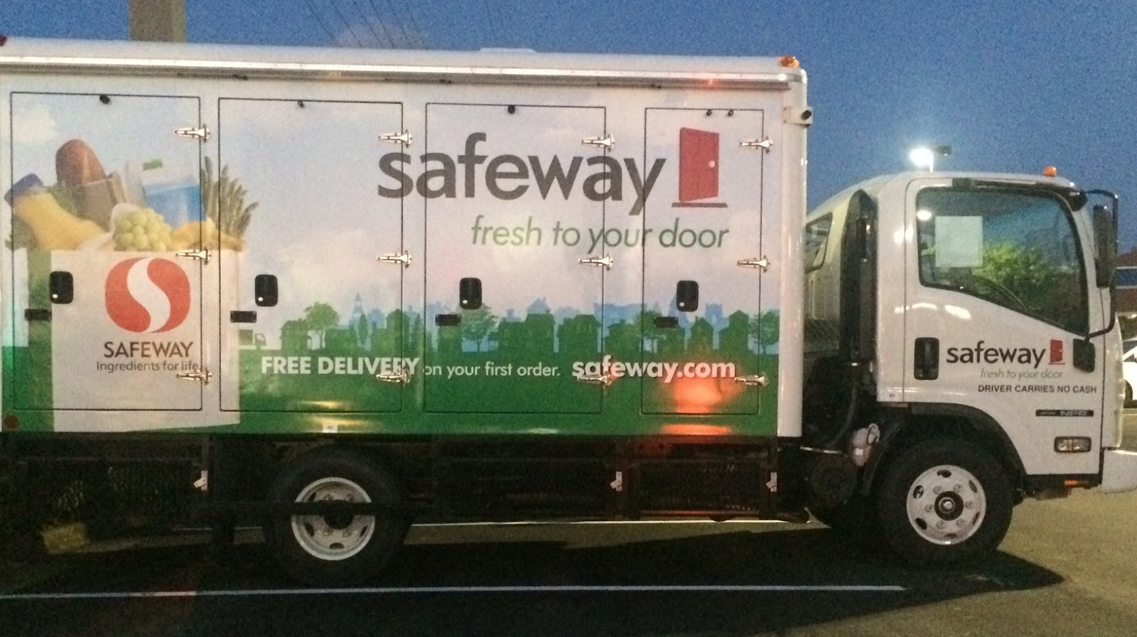 Albertsons Florida Blog Bring Safeway Right to Your Door