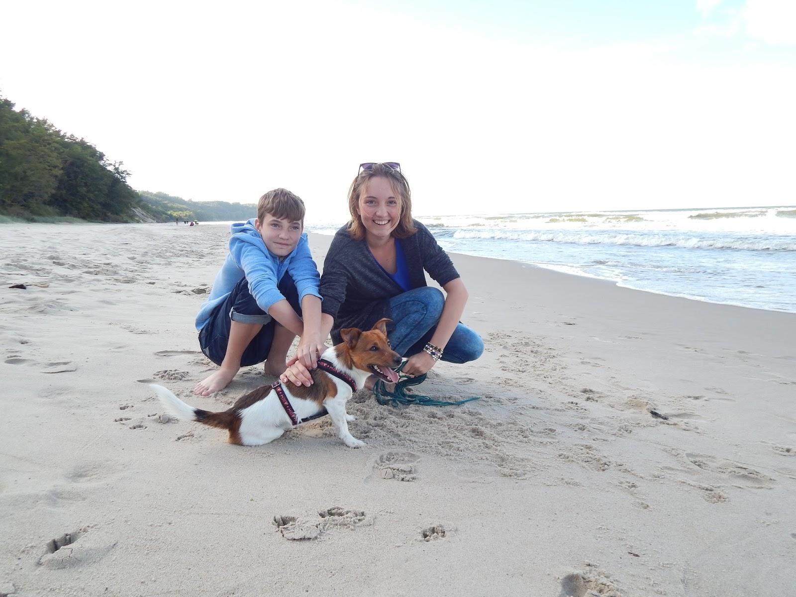 Rodinná dovolená v Polsku se psem
