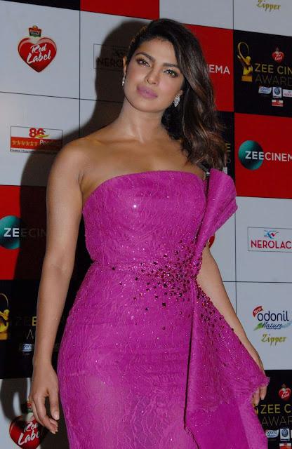 Priyanka Chopra – Zee Cine Awards 2018 in Mumbai