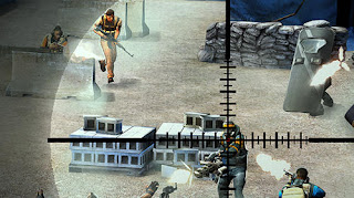 Game Tom Clancy's Shadowbreak V1.0.12 MOD Apk + Data Obb