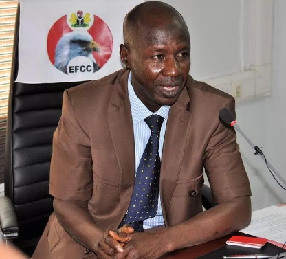 ibrahim magu relocates to lagos