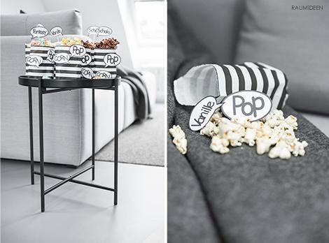 Popcorn mit Karamellüberzug - Rezepte