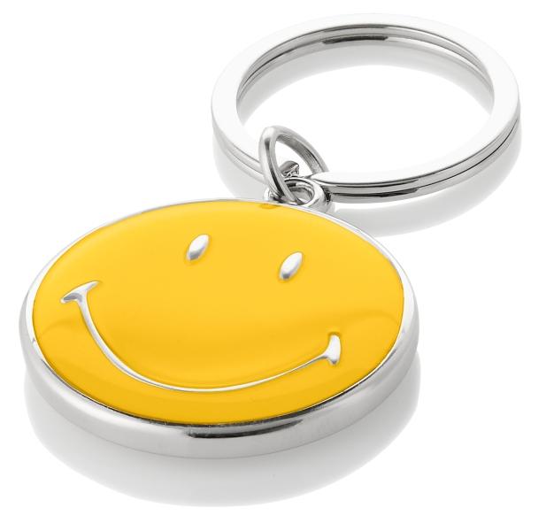 Smiley Key Chain