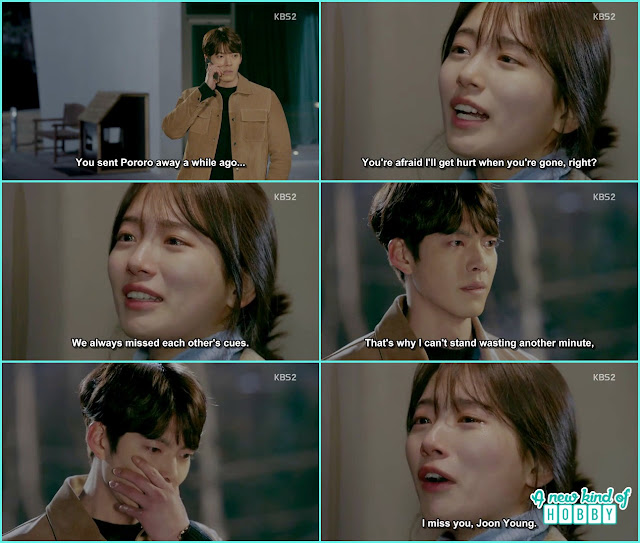 No Eul at Joon Young House but he change the password - Uncontrollably Fond - Episode 16 Review