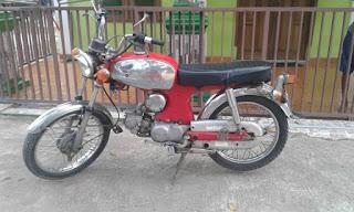 Honda astra s90z tahun 71