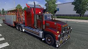 Mack Titan truck mod