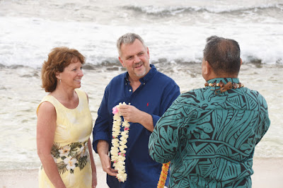 Hawaii Wedding Tradition