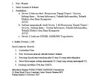 Lowongan Kerja Dosen Stmik Amikom Yogyakarta