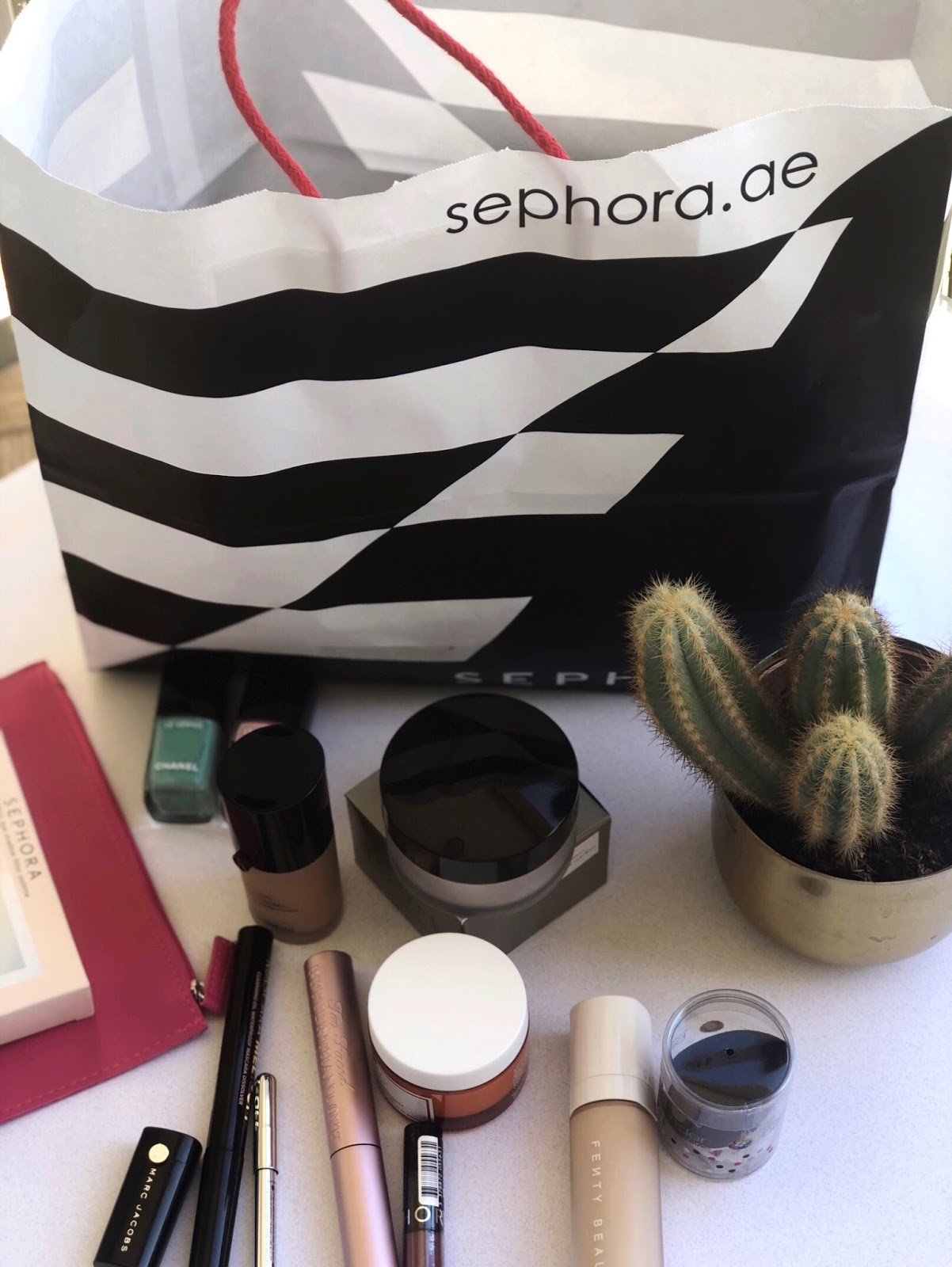 www.ourduabilife.com Feb Sephora Beauty Haul