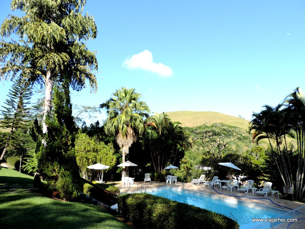 Hotel Fazenda Angico - Piraí - RJ - www.viajarhei.com
