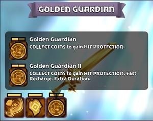 Blades of Brim Golden Weapons