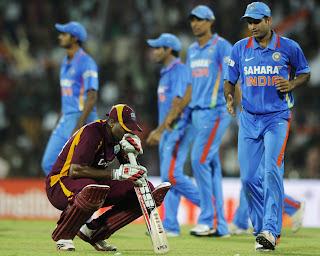 India v West Indies at Chennai 5th ODI – Highlights