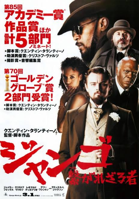 Django Unchained (2012) Dual Audio Movie Download And Watch Online 720p