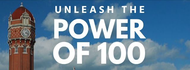 unleash the power of 100