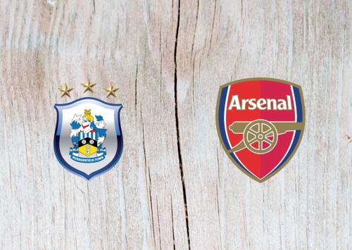 Huddersfield vs Arsenal Full Match & Highlights 9 February 2019