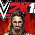 Roster del juego WWE 2K18