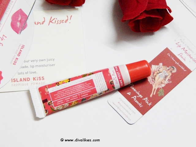 Island Kiss Lip Moisturiser Stain