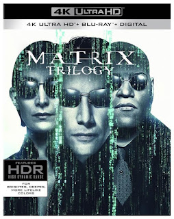 The Matrix Trilogy Arrives on 4K Ultra HD October 30th