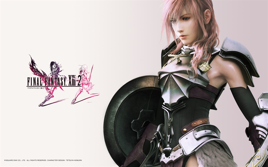 Final Fantasy XIII-2 PC Download Poster
