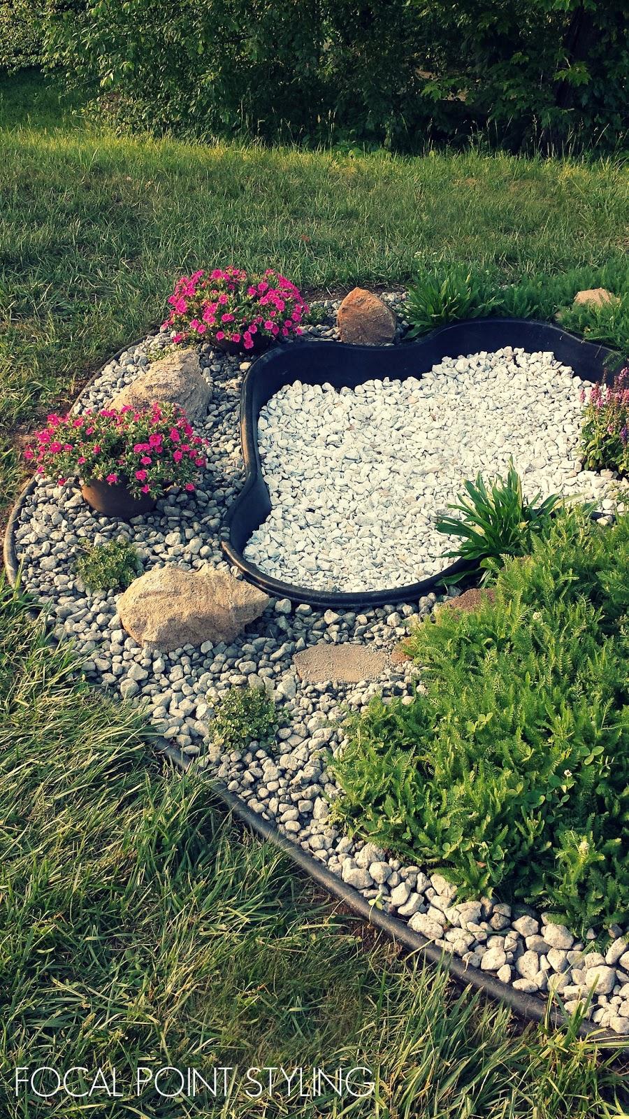 White Marble Rocks For Landscaping Landscape Ideas