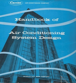 Carrier Handbook Of Air Conditioning System Design Old Blog