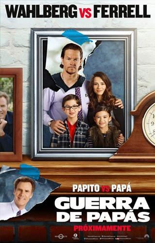 Guerra de Papás DVDRip Latino