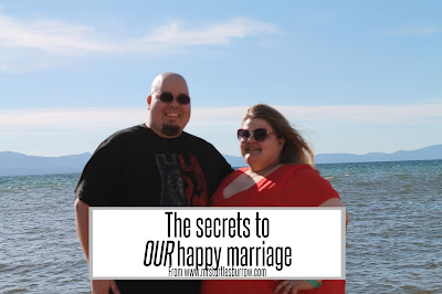 The secrets to OUR happy marriage