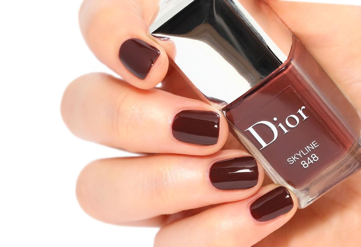 Dior Skyline - Fall 2016 - Nailderella