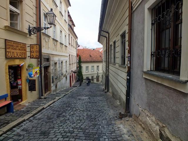 Casco Antiguo de Bratislava
