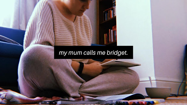 My Mum Calls Me Bridget // Let's Talk + Blogtober