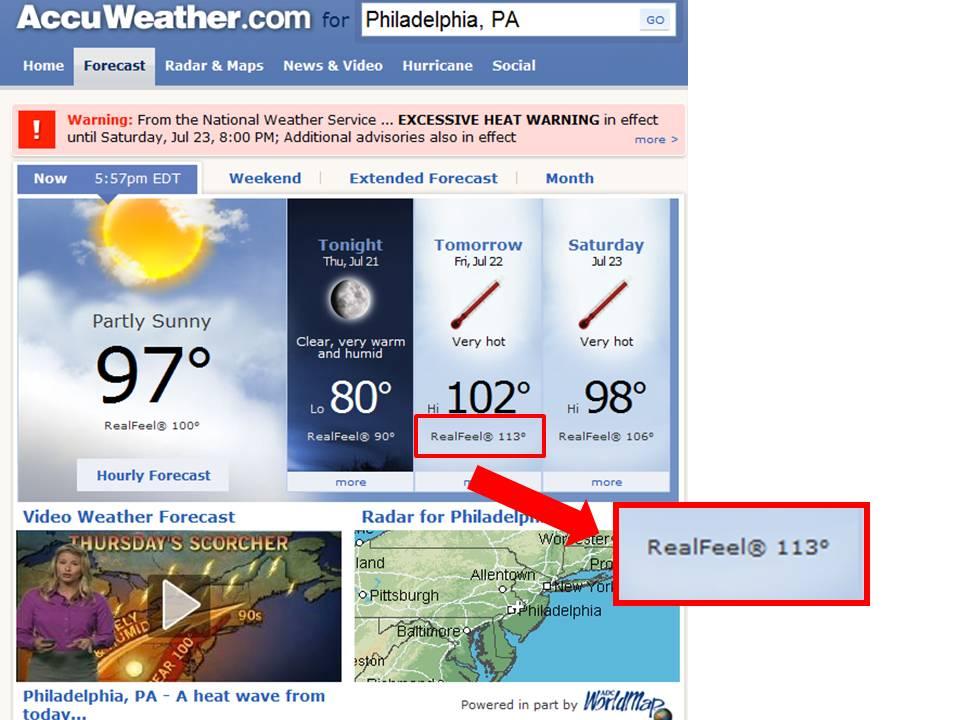 High Street Market: It's Hot In Philadelphia!