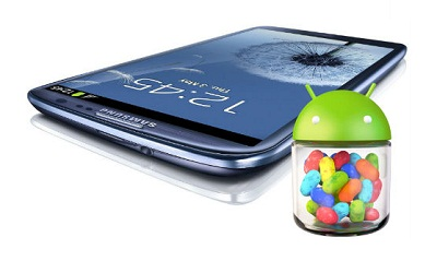 GALAXY S III CON JELLY BEAN