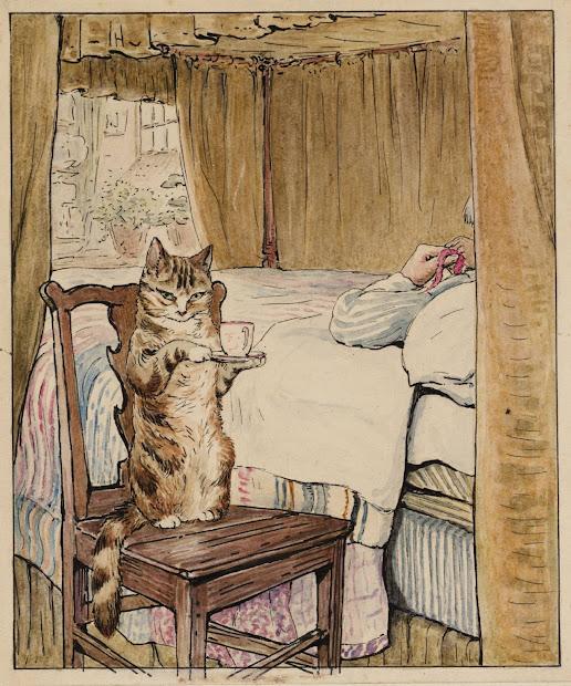 """La Tela Del Libro """"il Mondo Di Beatrix Potter"""""""