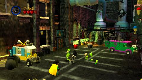 Donwload Game Lego Batman PSP ISO USA - PC-Zone