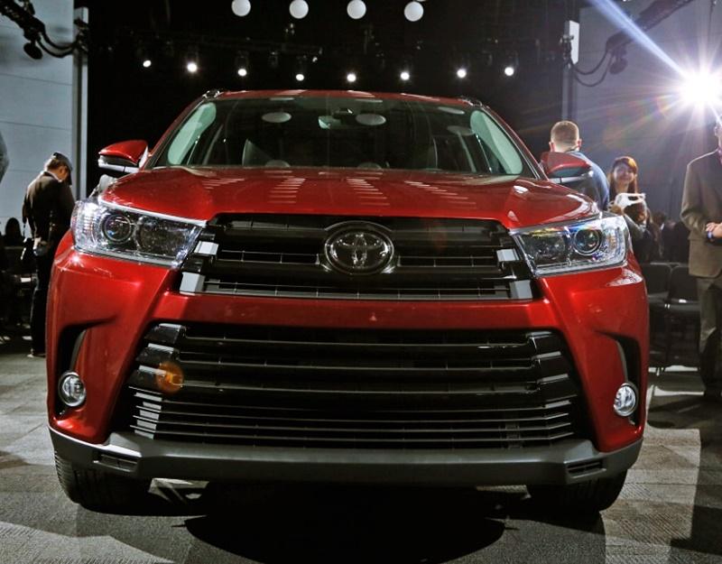 Toyota Highlander 2018 Hybrid Colors Specs