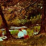 Vagant pel bosc (Miquel Costa i Llobera)