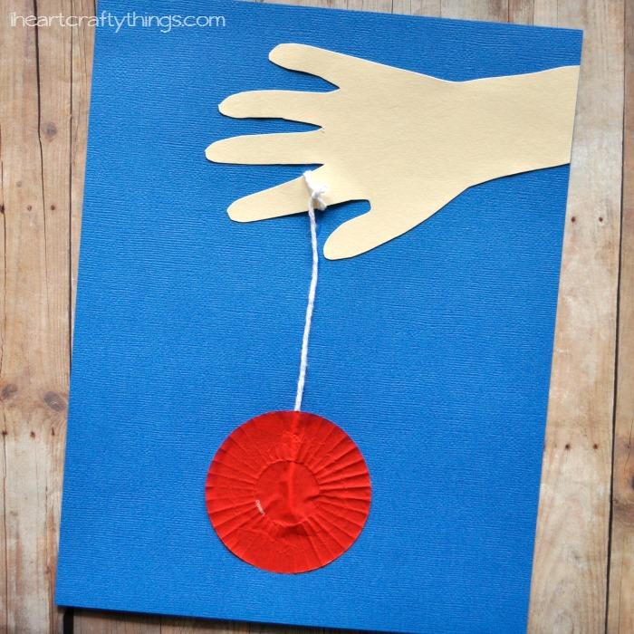Y Letter Craft Preschool