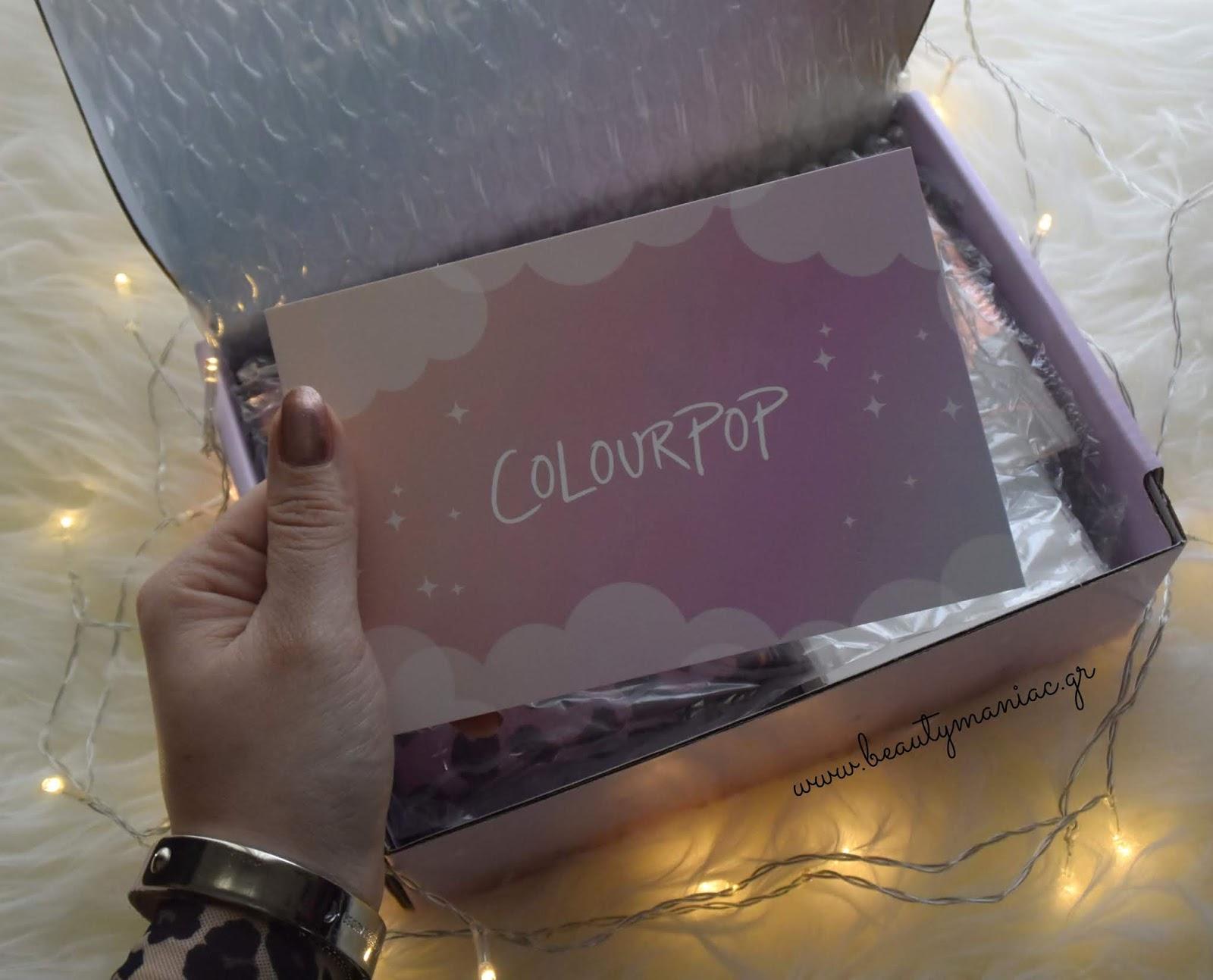 5efd40c7feb Μέσα στο 2018 δοκίμασα πάρα πολλά, καινούργια προϊόντα μακιγιάζ και η  Colourpop μου απέδειξε ότι η ποιότητα μπορεί να έρχεται και σε προσιτή τιμή.