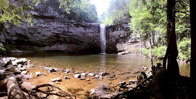 Waterfalls Near Nashville