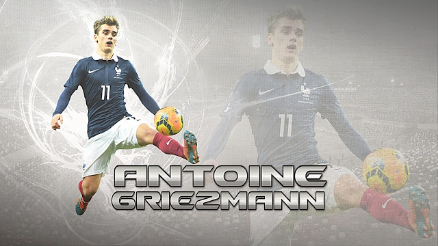 Antoine Griezmann FIFA Worldcup 2018 wallpapers backgroung