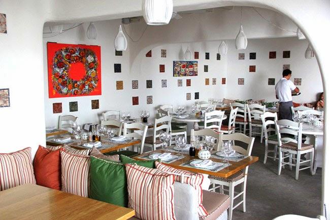najbolji restorani na Mikonosu